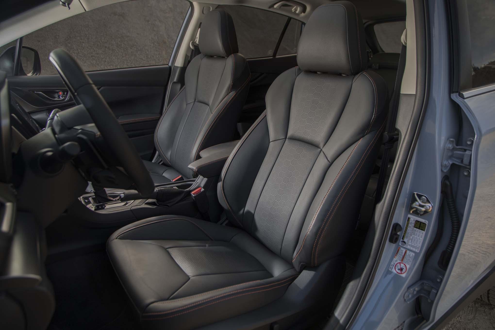 2018 Subaru Crosstrek 2 0i Limited One Week Review Automobile Magazine