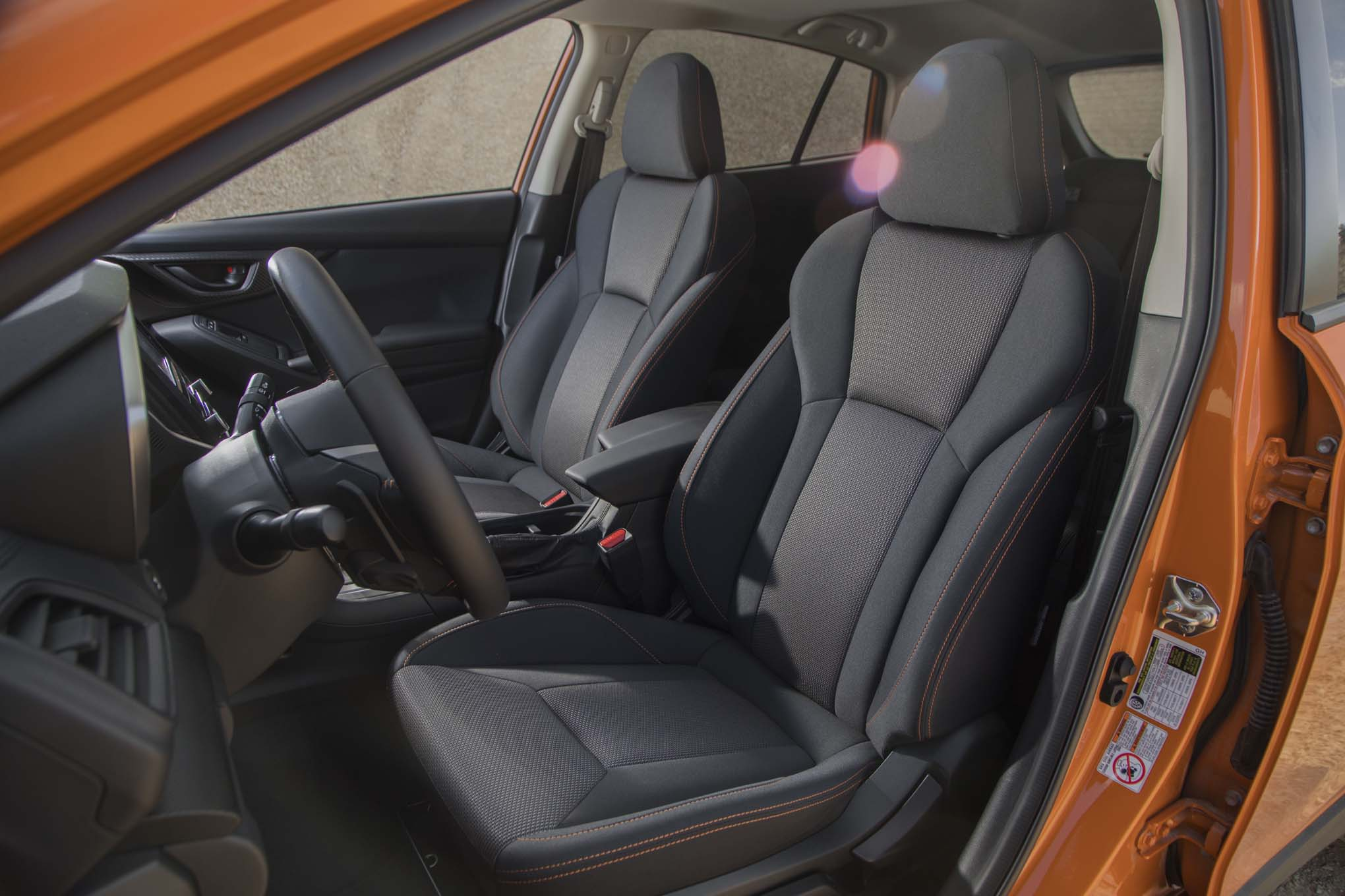 2018 Subaru Crosstrek First Drive Review Automobile Magazine