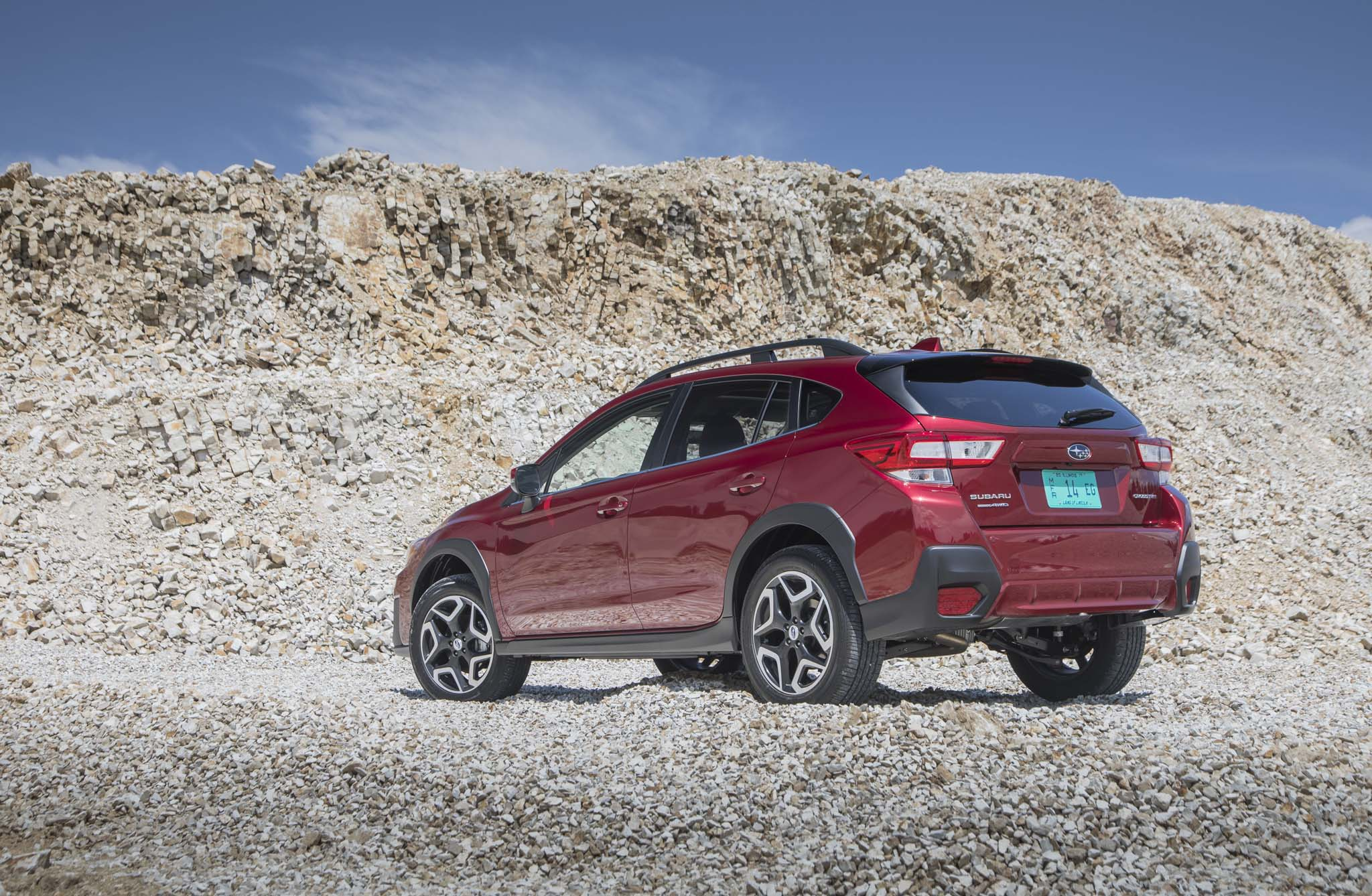 2018 Subaru Crosstrek First Drive Review