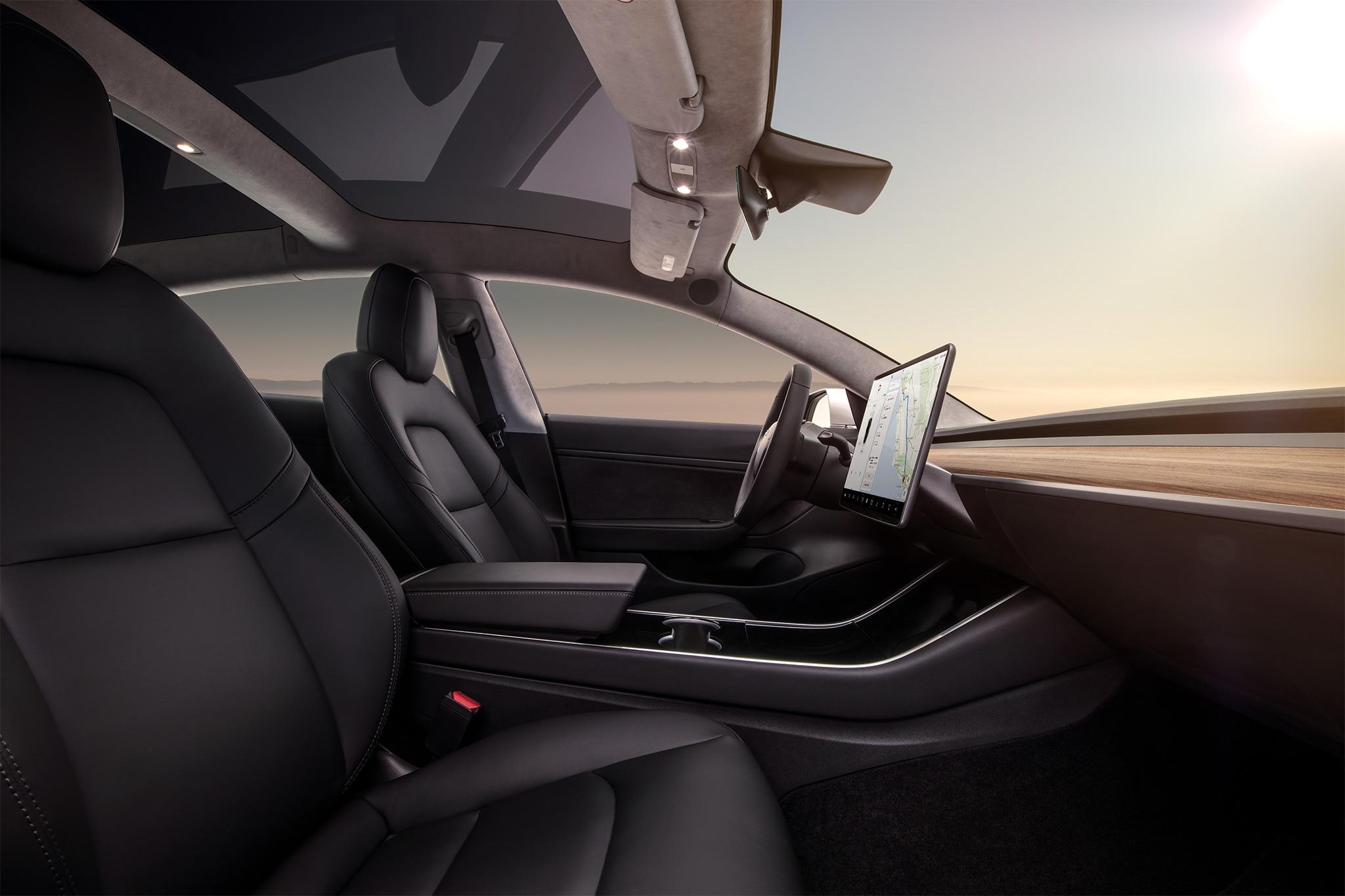 Details Of The Tesla Model 3 Revealed At Last