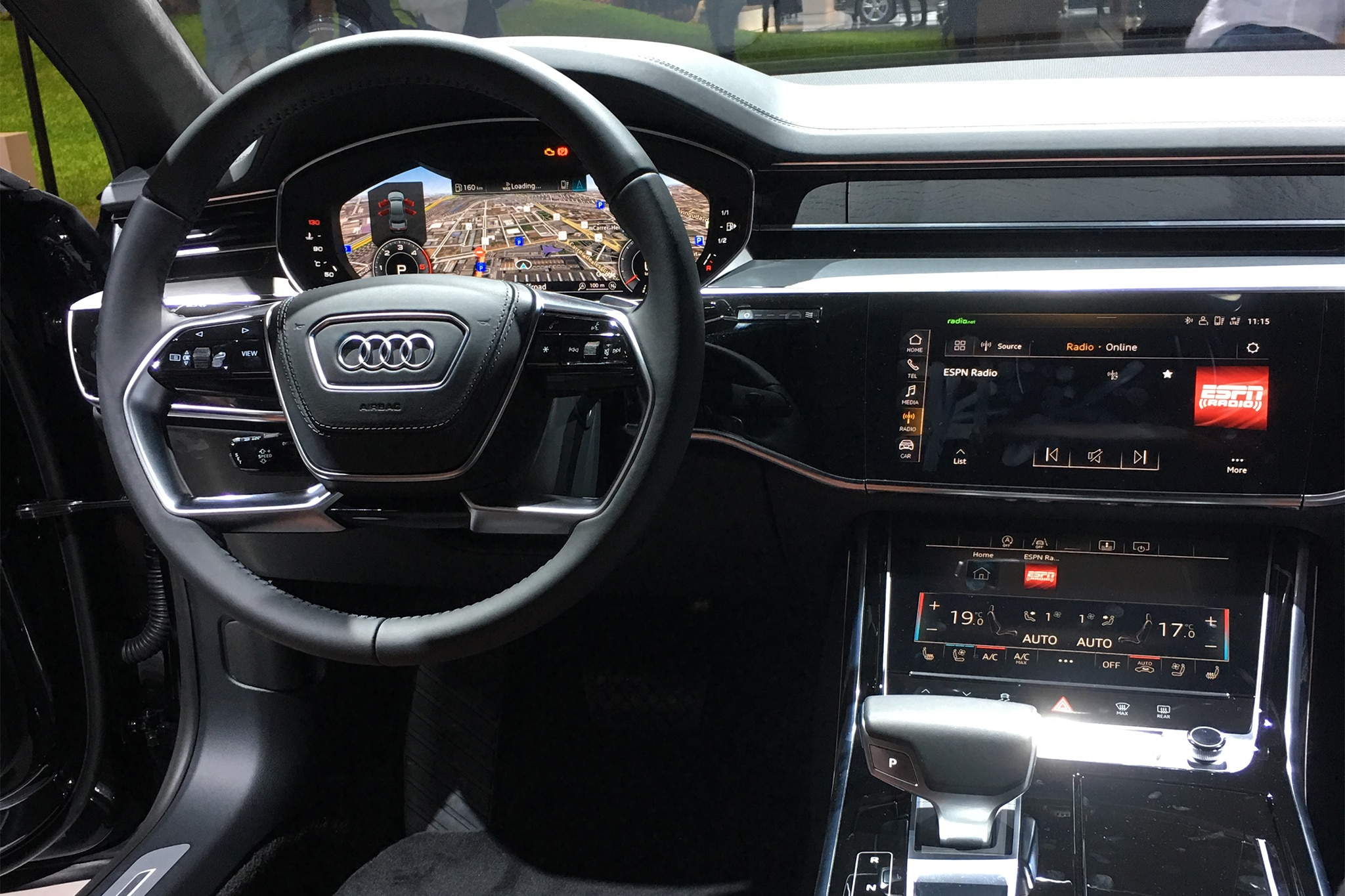 Seven Key Areas About the 2019 Audi A8 We Explored at the Audi ... on audi cars, audi s7, audi a5, audi rs8, audi q7, audi custom, audi r5, audi r8, audi a10, audi interior, audi jeep, audi a7, audi s6, audi qs5, audi s8, audi fox, audi supercar, audi models, audi a3,