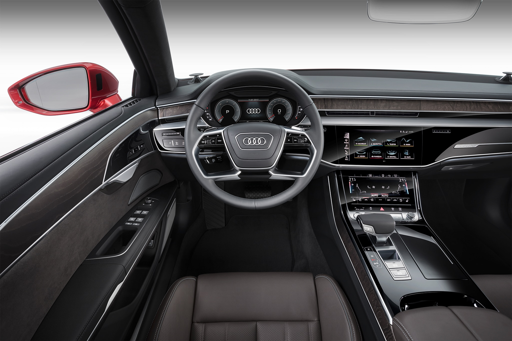 Seven Key Areas About The 2019 Audi A8 We Explored At The Audi