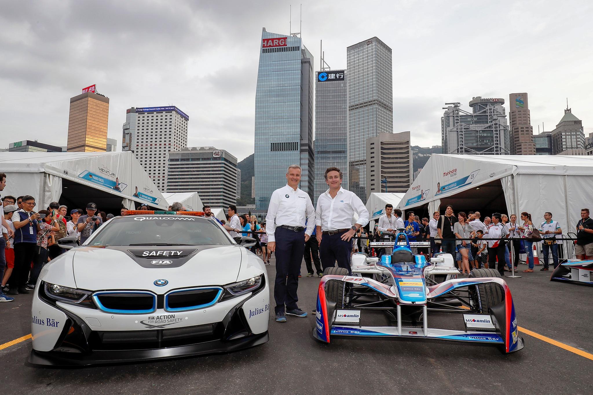 BMW Formula E 2018