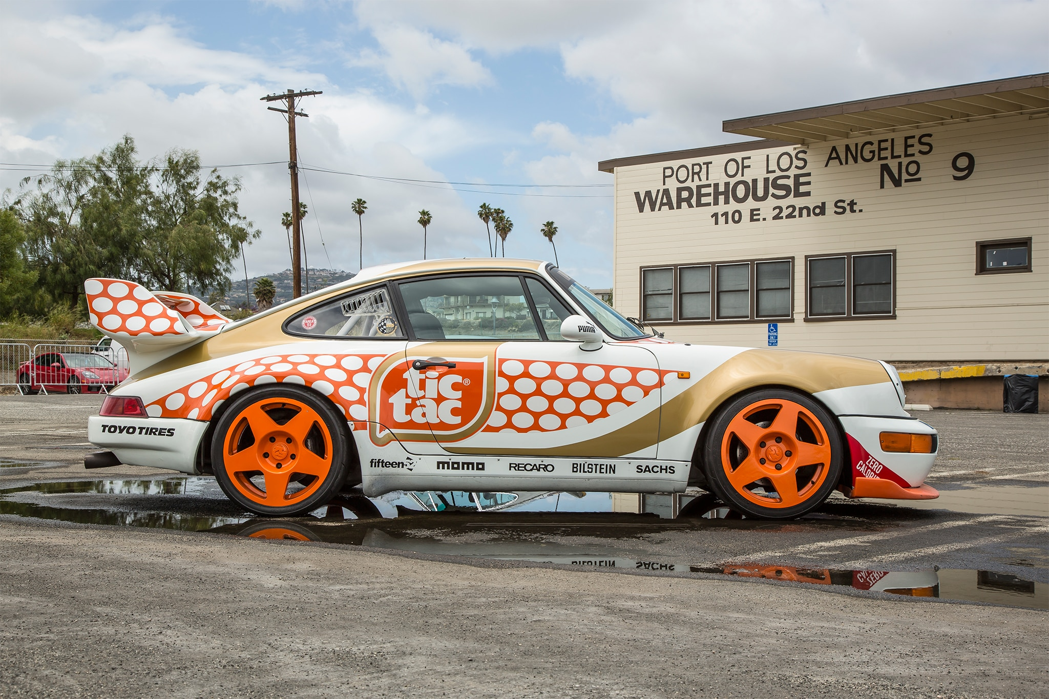 Luftgekuhlt Air Cooled Porsches In Los Angeles 101