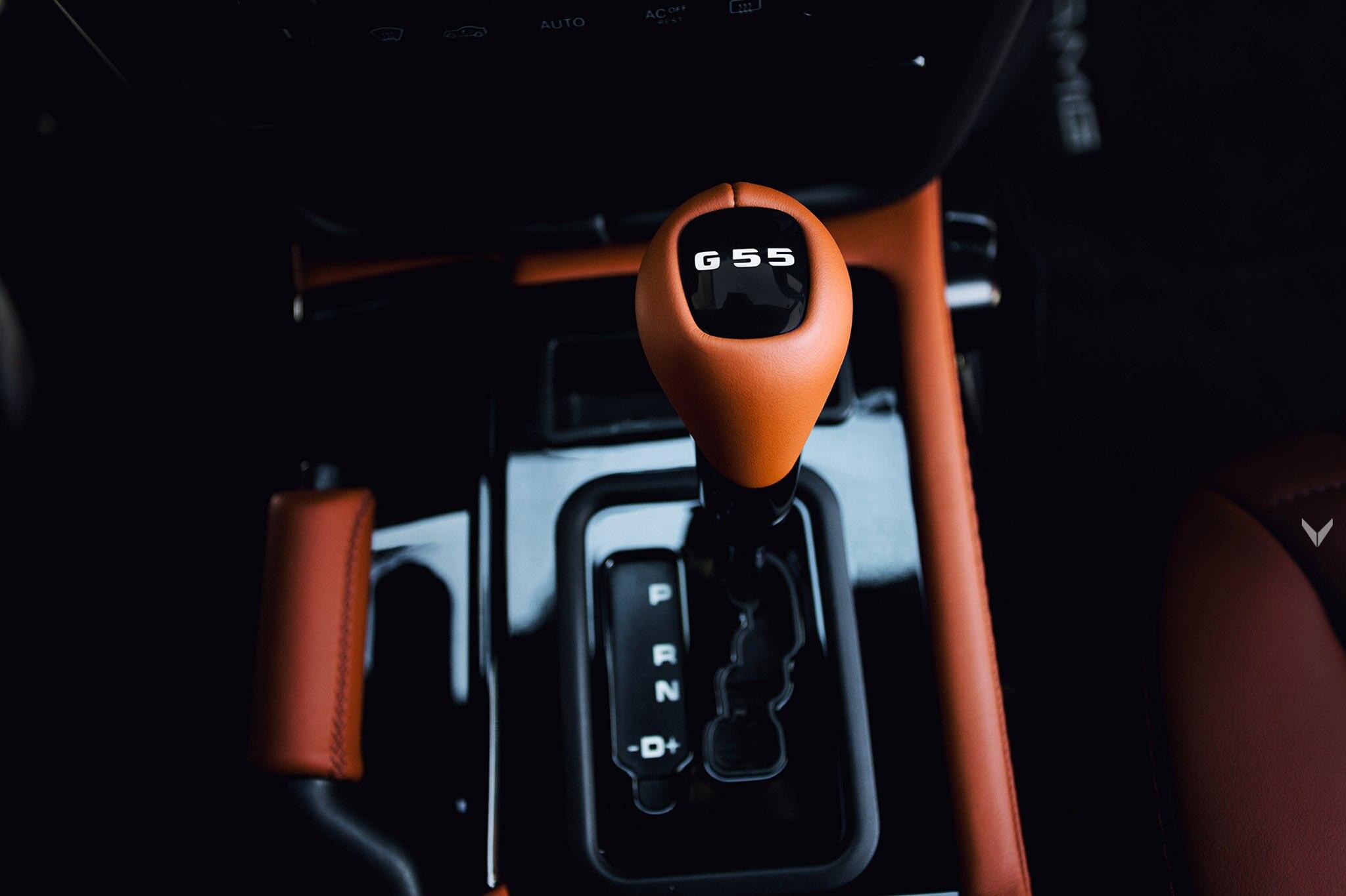 2005 Mercedes Benz G55 Amg Gets New Game By Vilner