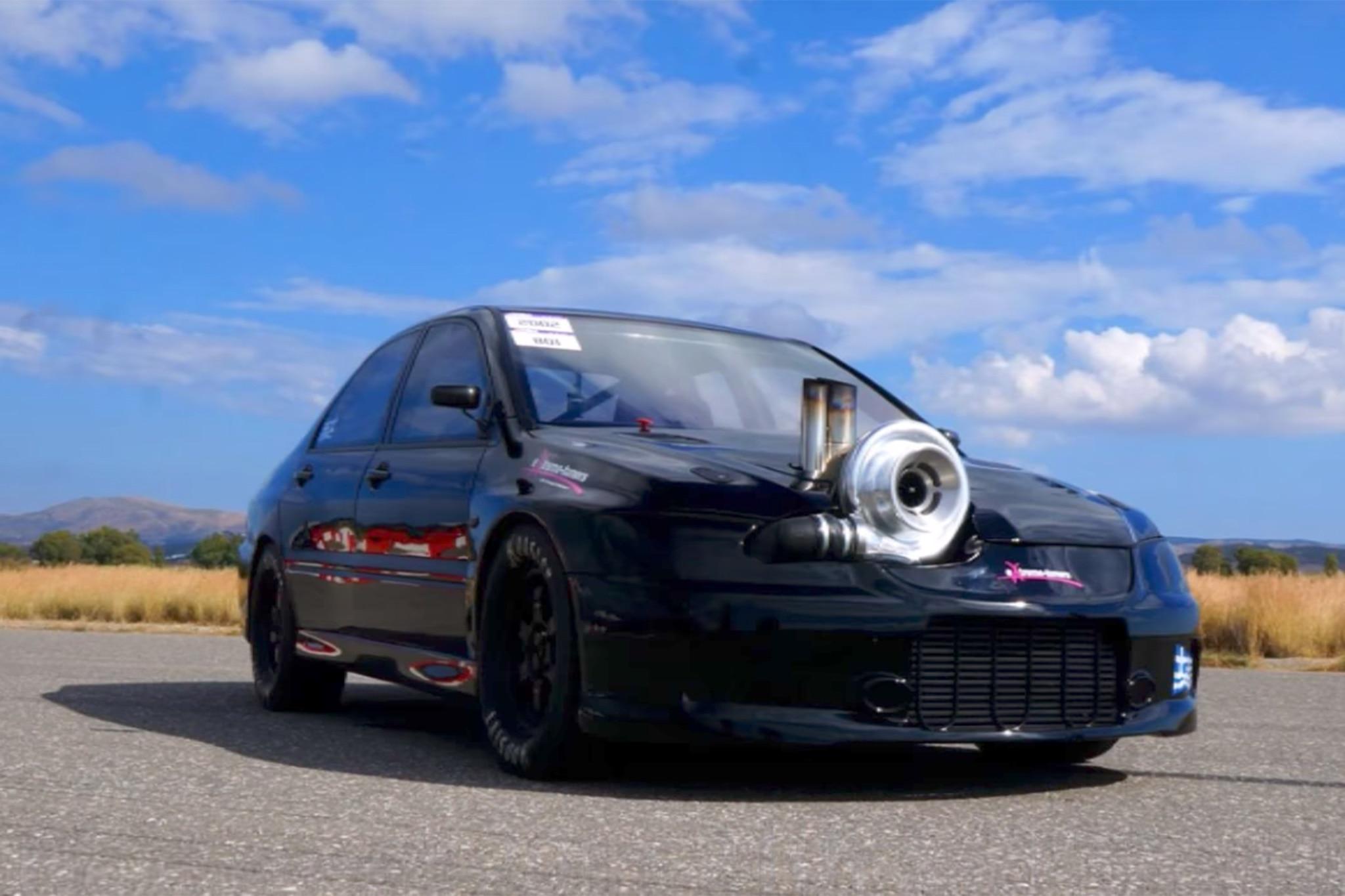 Mitsubishi Evolution