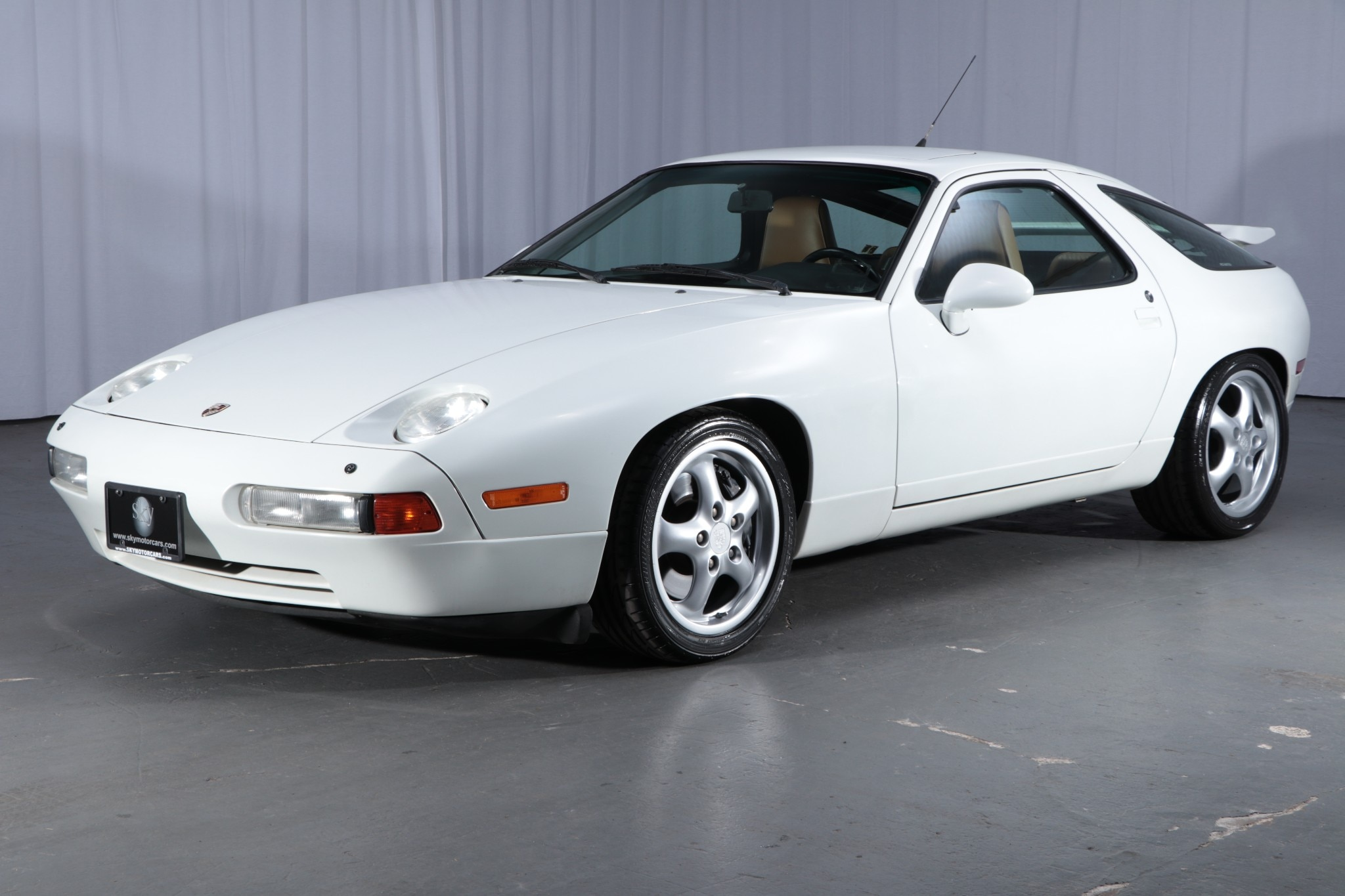 1994 Porsche 928 GTS Just Listed Front Three Quarters