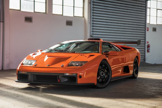 Who Needs An Aventador S When You Can Have This 2000 Lamborghini