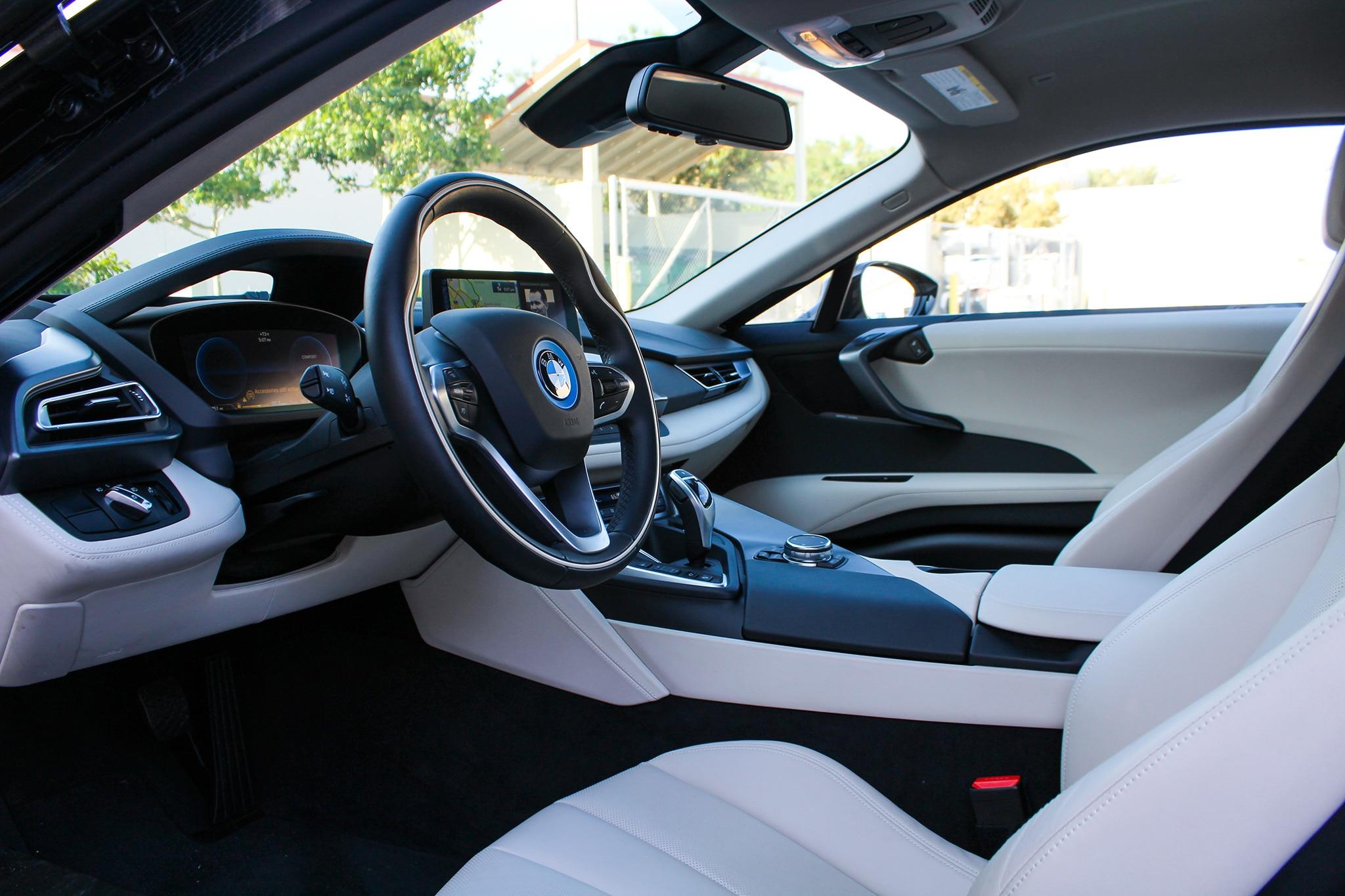 Bmw I8 One Week Review Automobile Magazine