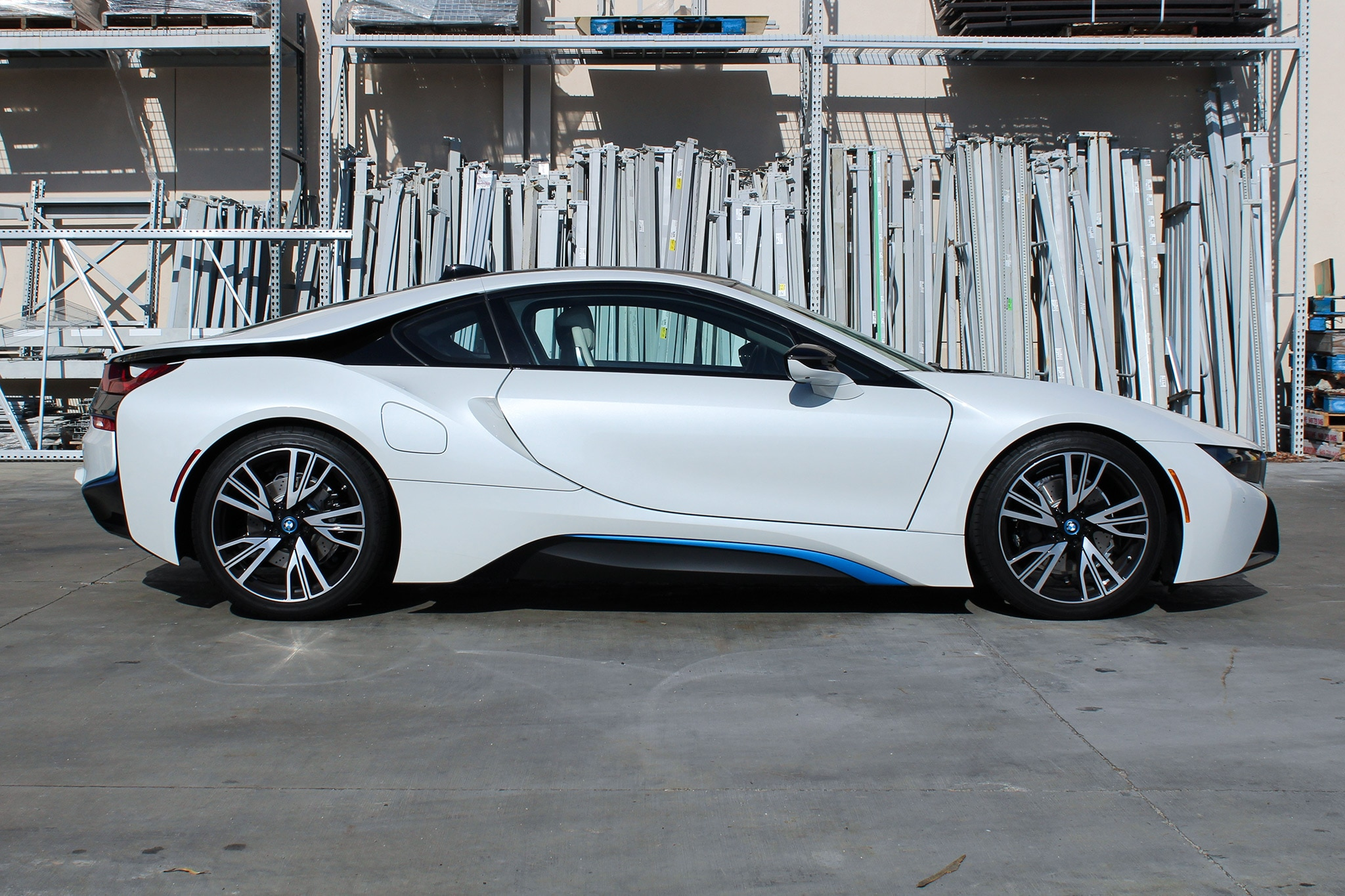 Bmw I8 One Week Review Automobile Magazine