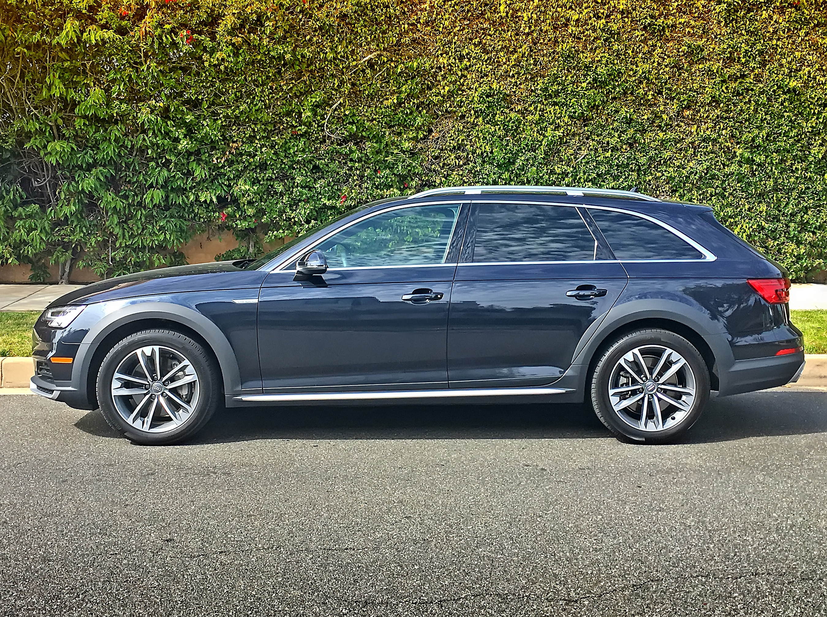 Audi A Allroad One Week Review Automobile Magazine - Audi allroad