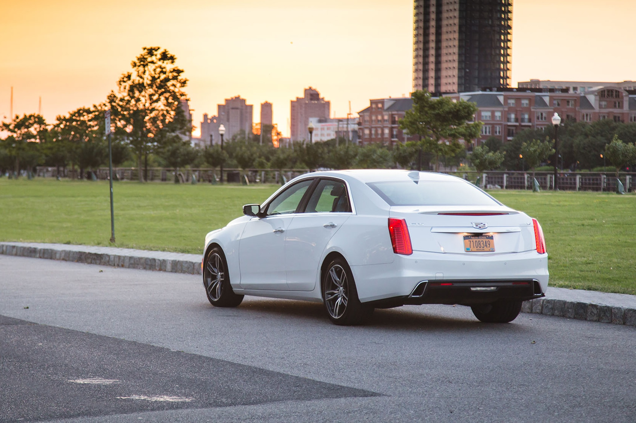 One Week With 2017 Cadillac Cts Vsport Automobile Magazine