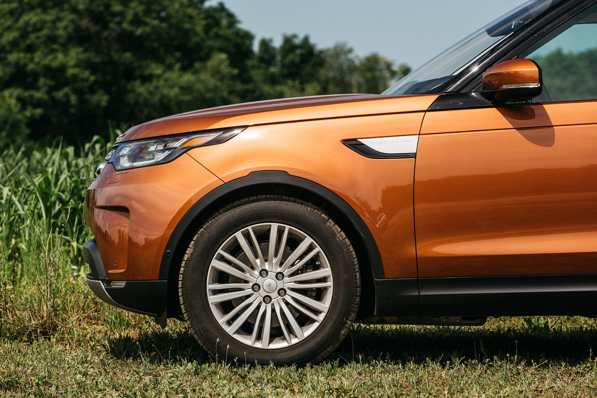 2017 Land Rover Discovery Td6 HSE Wheel 02