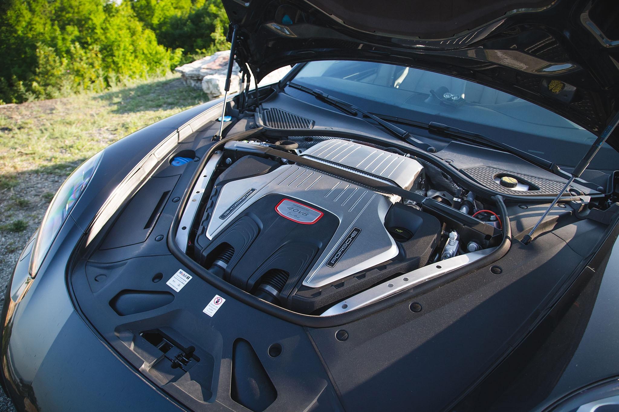 seven cool facts about the 2017 porsche panamera turbo automobile magazine