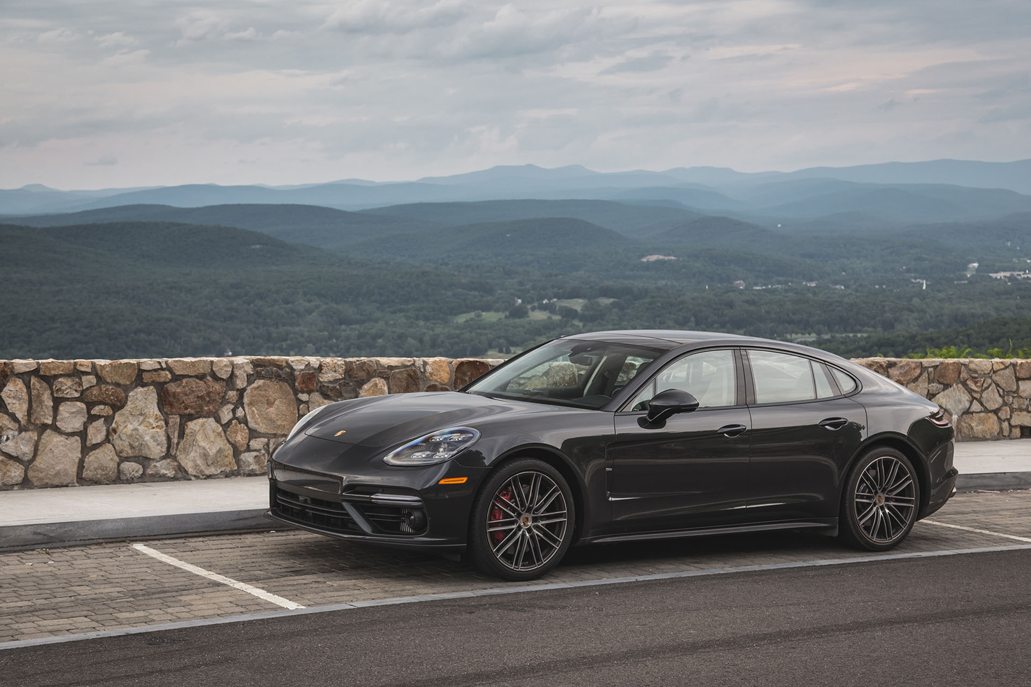 2017 Porsche Panamera Turbo One Week Review Automobile Magazine