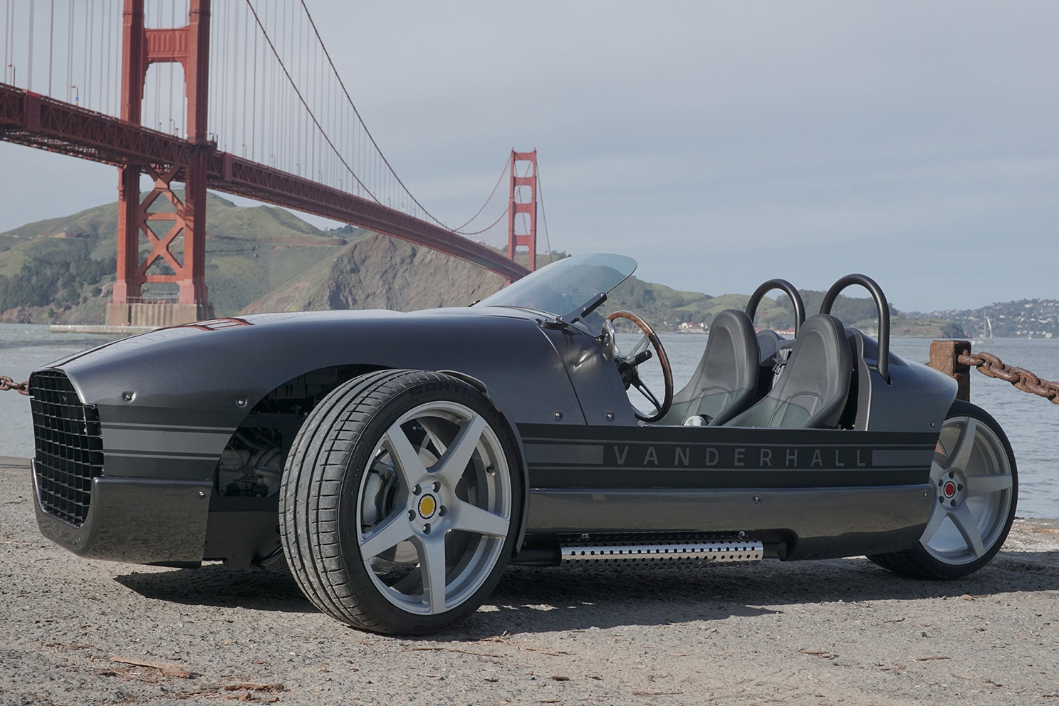 2017 Vanderhall Venice Roadster First Drive Review