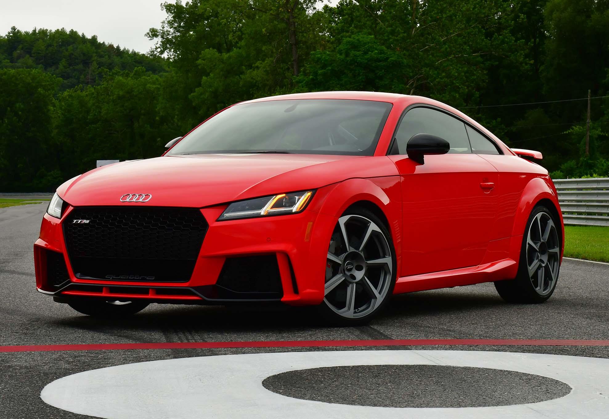 2018 audi tt rs u s spec first drive review automobile magazine