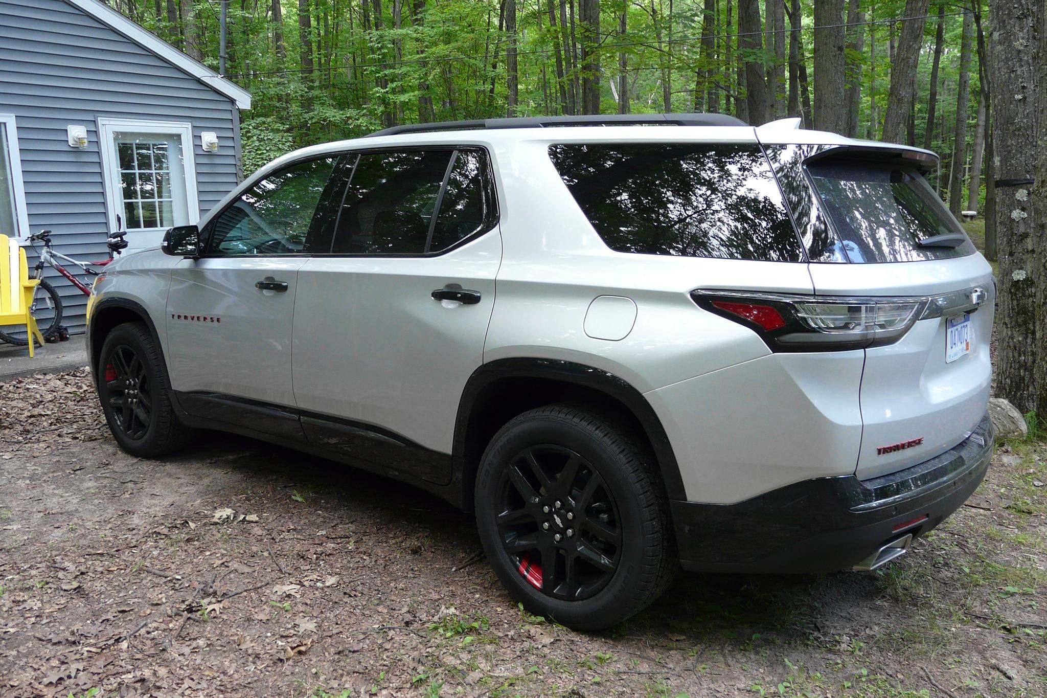 2018 Chevrolet Traverse Premier First Drive Review