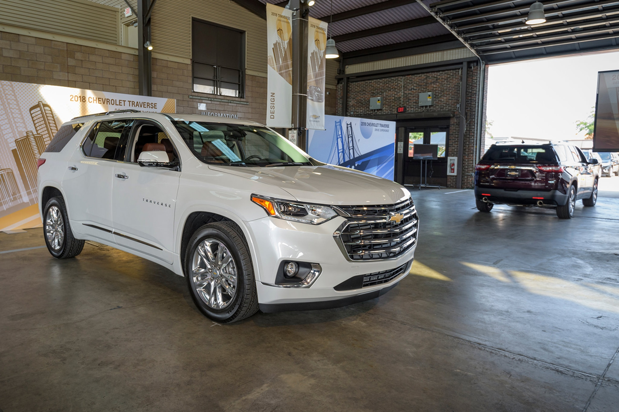 2018 Chevrolet Traverse Premier First Drive Review Automobile Magazine Volkswagen Bug Wiring Harness For 72 Show More