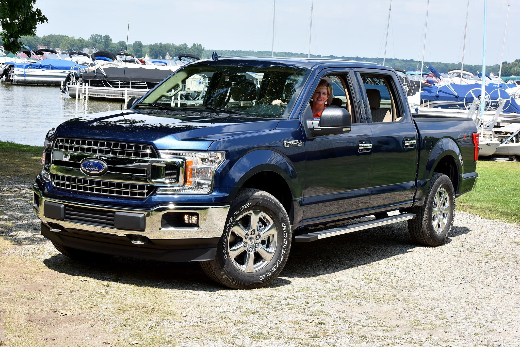 89 ford f 150 horsepower