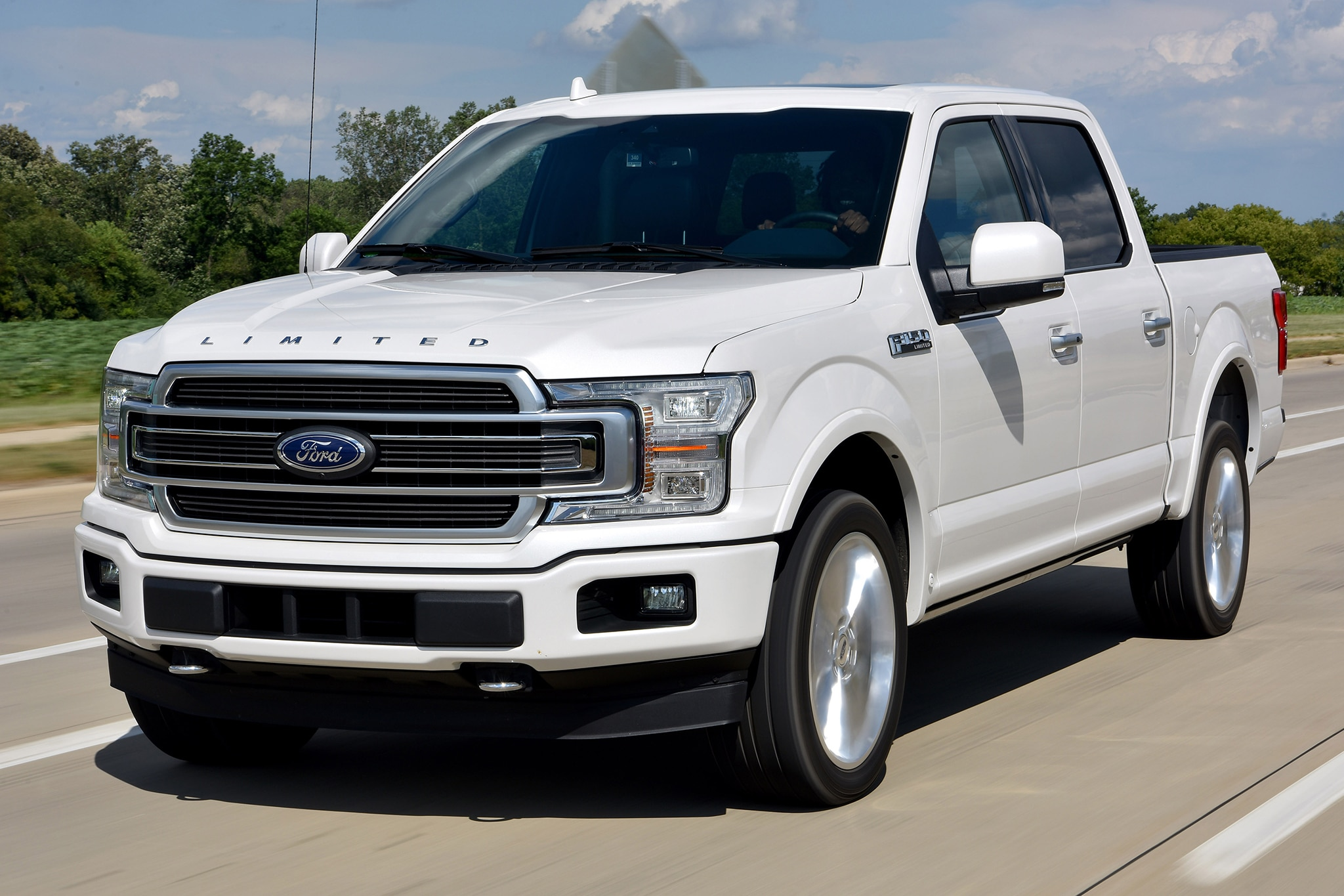 2018 F150 Review >> First Drive: 2018 Ford F-150   Automobile Magazine
