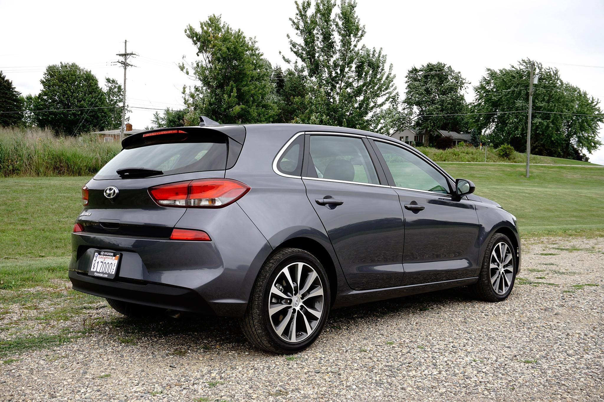 2018 Hyundai Elantra GT Sport First Drive Review | Automobile Magazine