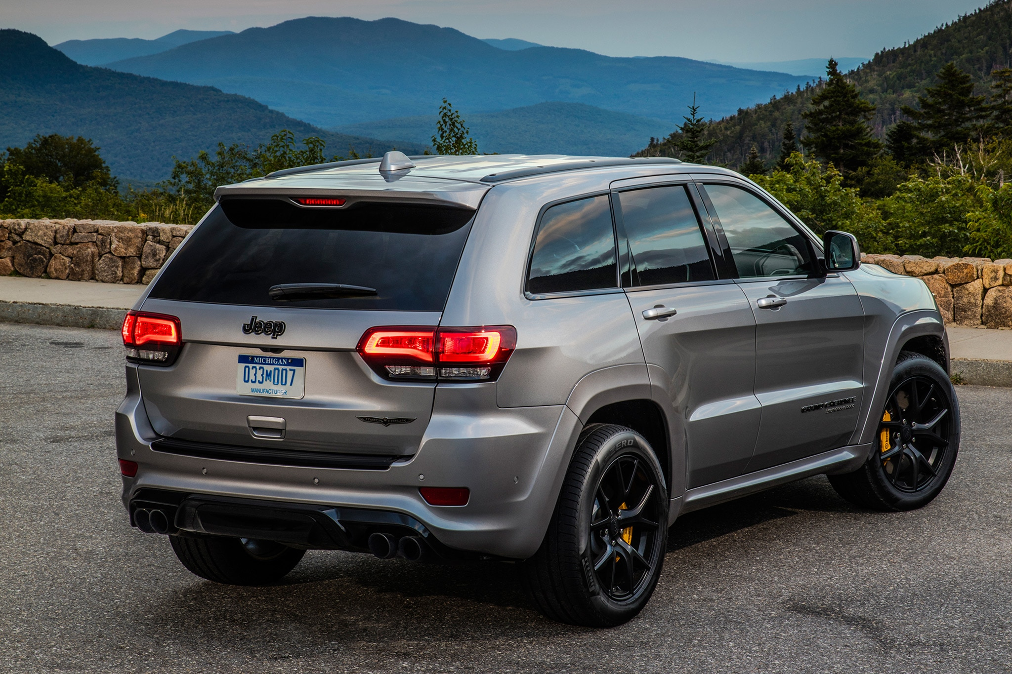 2018 Jeep Grand Cherokee Trackhawk First Drive Review  7f36b848382