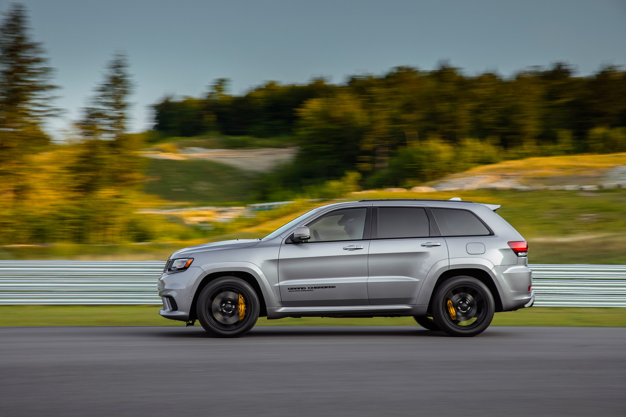 2018 Jeep Grand Cherokee Trackhawk First Drive Review ...