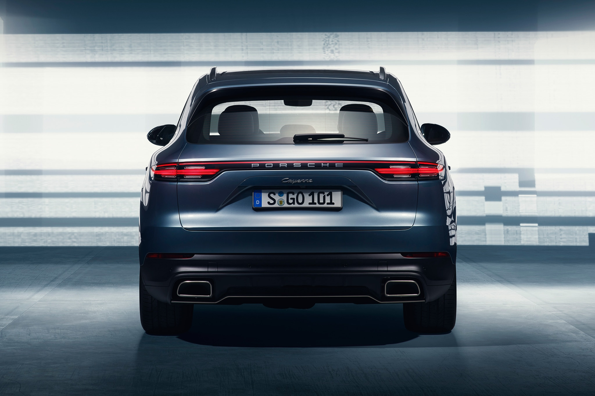 Five Things You Need to Know About the 2019 Porsche Cayenne