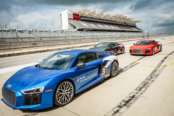 Audi Circuit Of The Americas Driving Experience