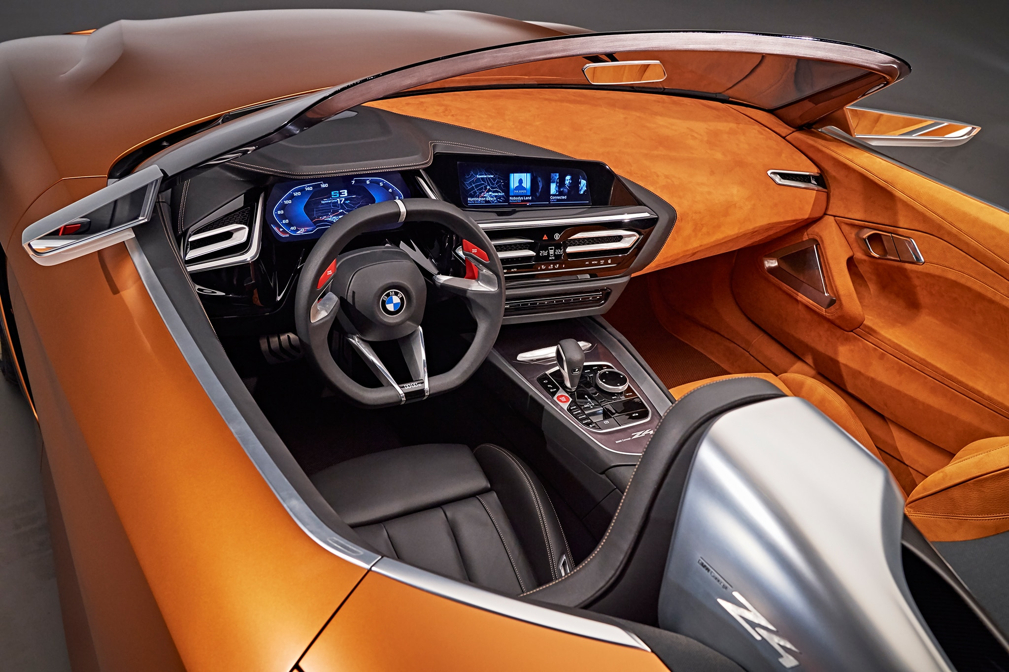 Bmw Z4 2018 Interior 2018 Cars Models