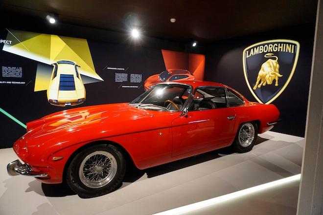 Lamborghini Museum 350 GT