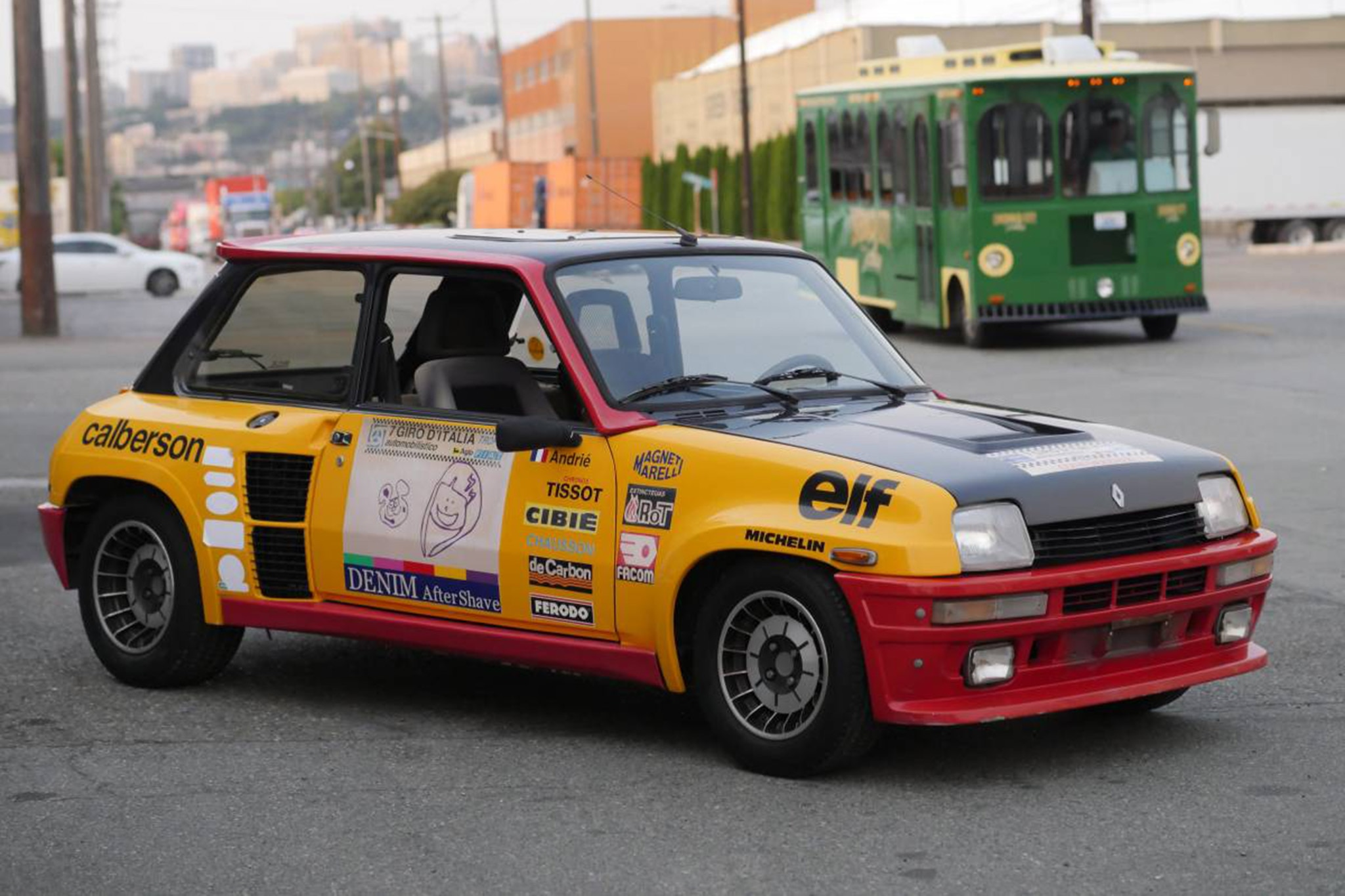 1984 Renault R5 Turbo II Just Listed Front Three Quarters