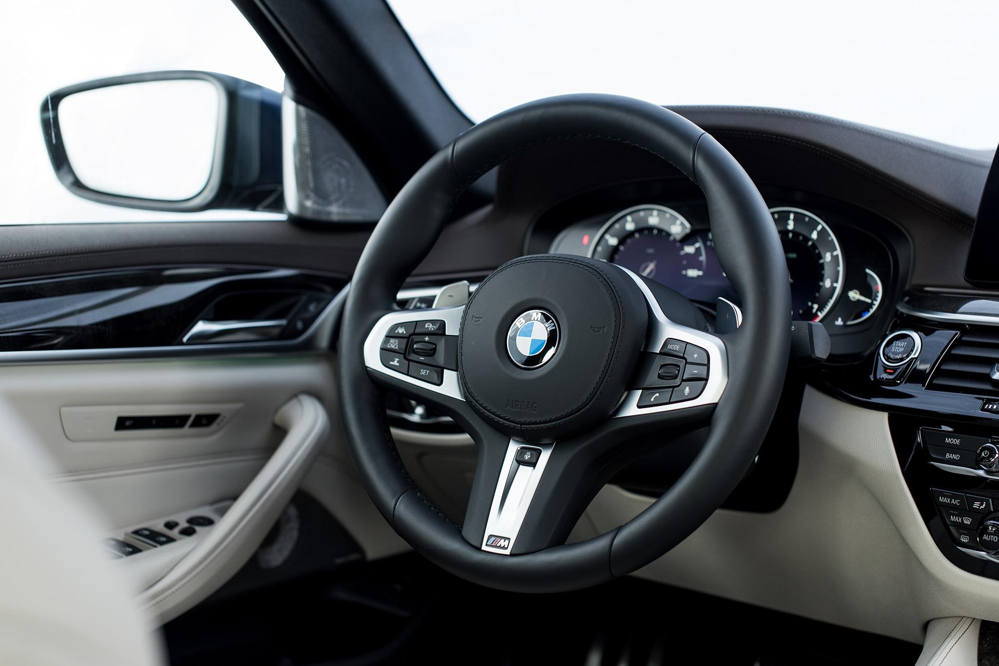 2017 BMW 540i M Sport One Week Review | Automobile Magazine