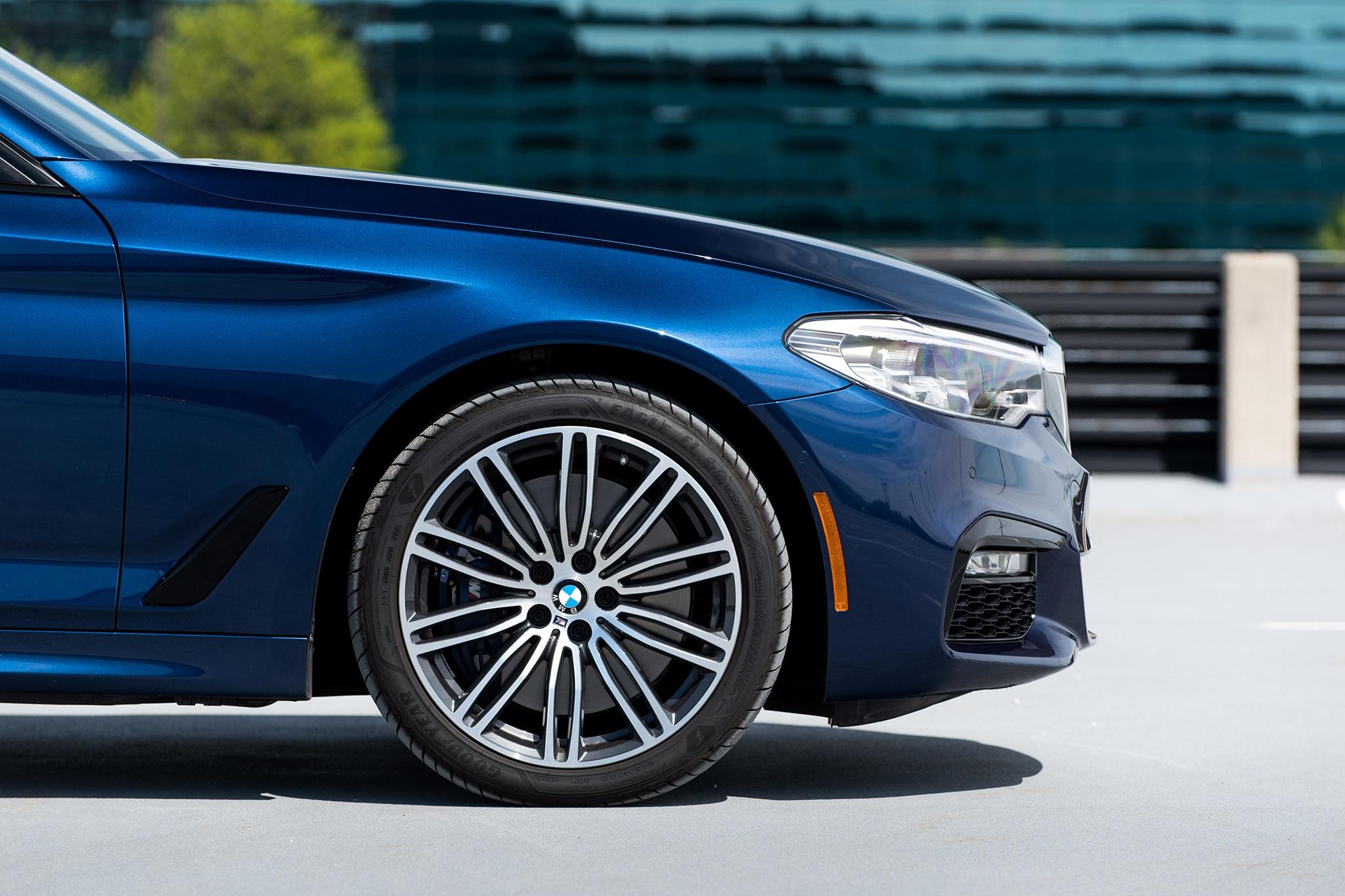 2017 BMW 540i M Sport One Week Review   Automobile Magazine