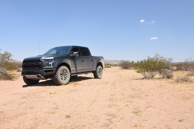 2017 Ford Raptor El Mirage 032