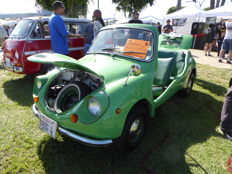 Eight Rare Finds At The Japanese Classic Car Show Automobile - Subaru car show california