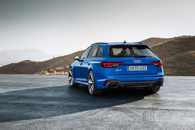 2018 Audi RS 4 Avant Debut 29