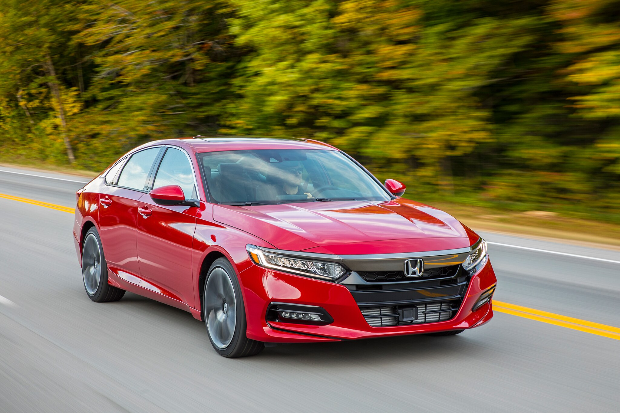 Honda Accord Hits Rev Limiter At 3000 Rpm