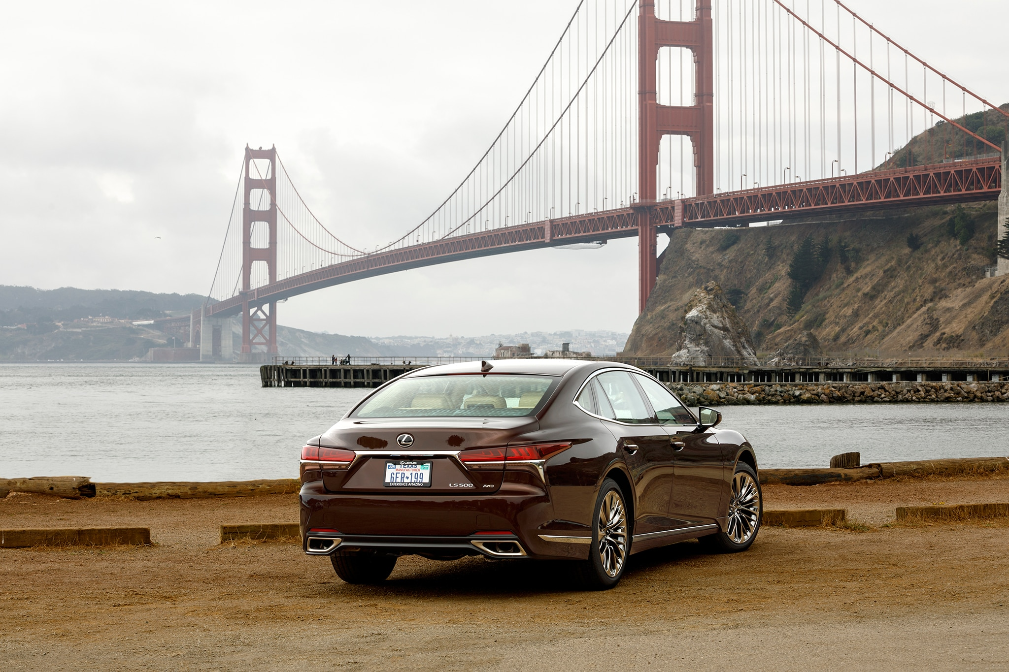 2018 Lexus LS First Drive Review | Automobile Magazine