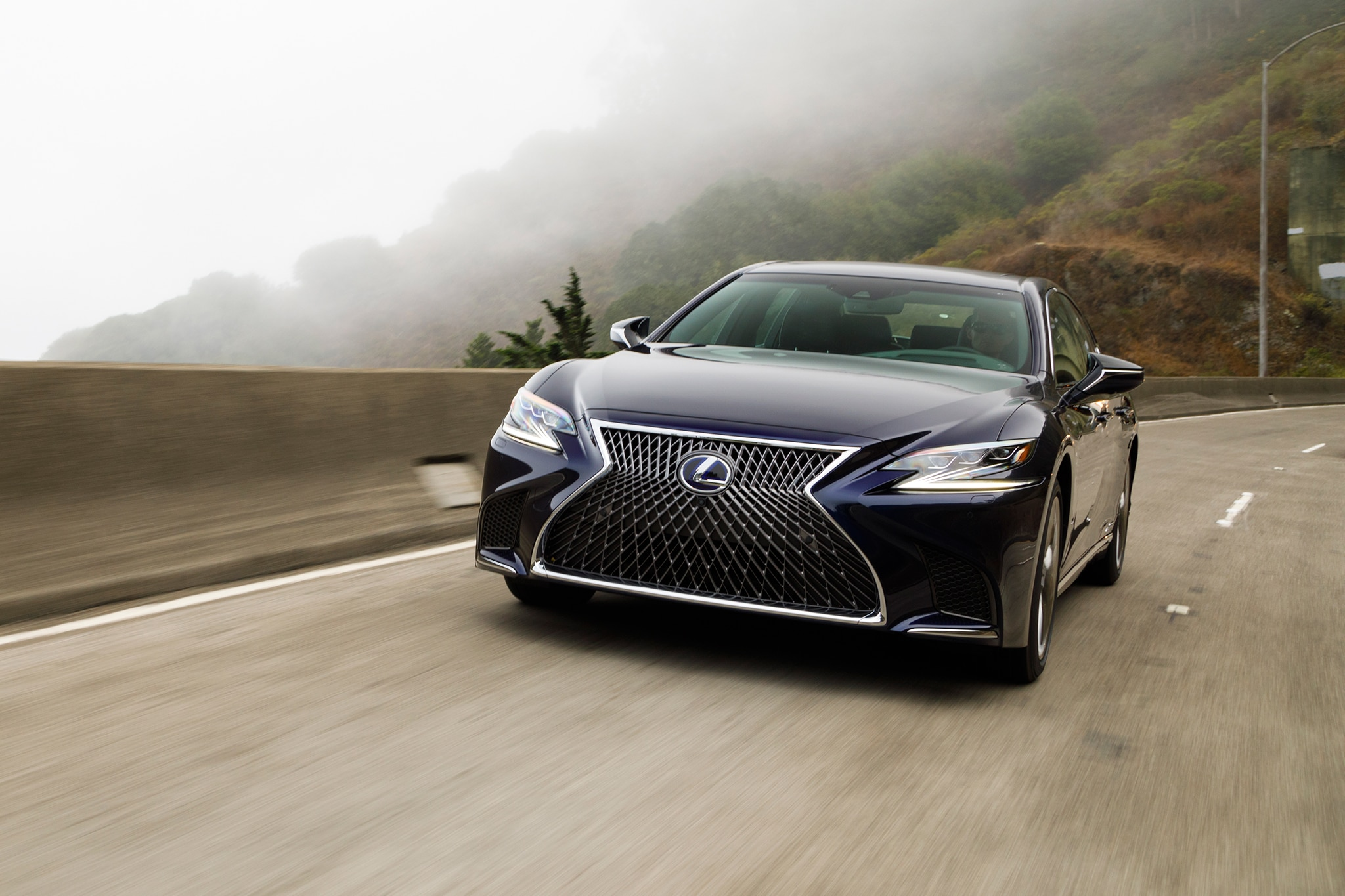 2018 Lexus LS 500h Quick Take Review | Automobile Magazine