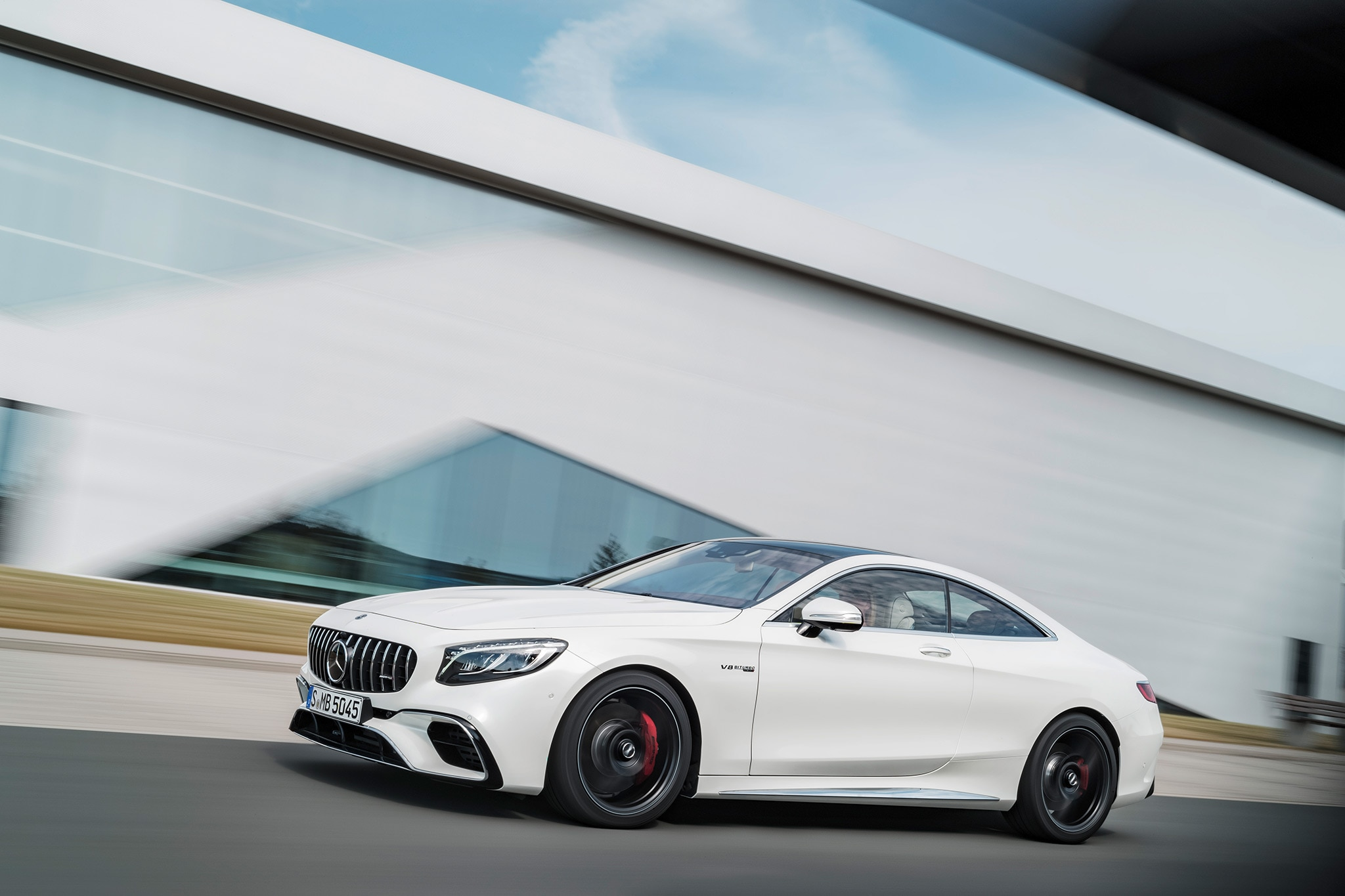 2018 Mercedes Benz S Class Coupe And Convertible Roll Out With 2017 S63 Amg
