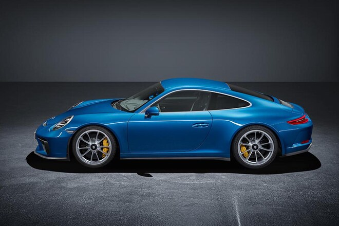2018 Porsche 911 GT3 Touring Side