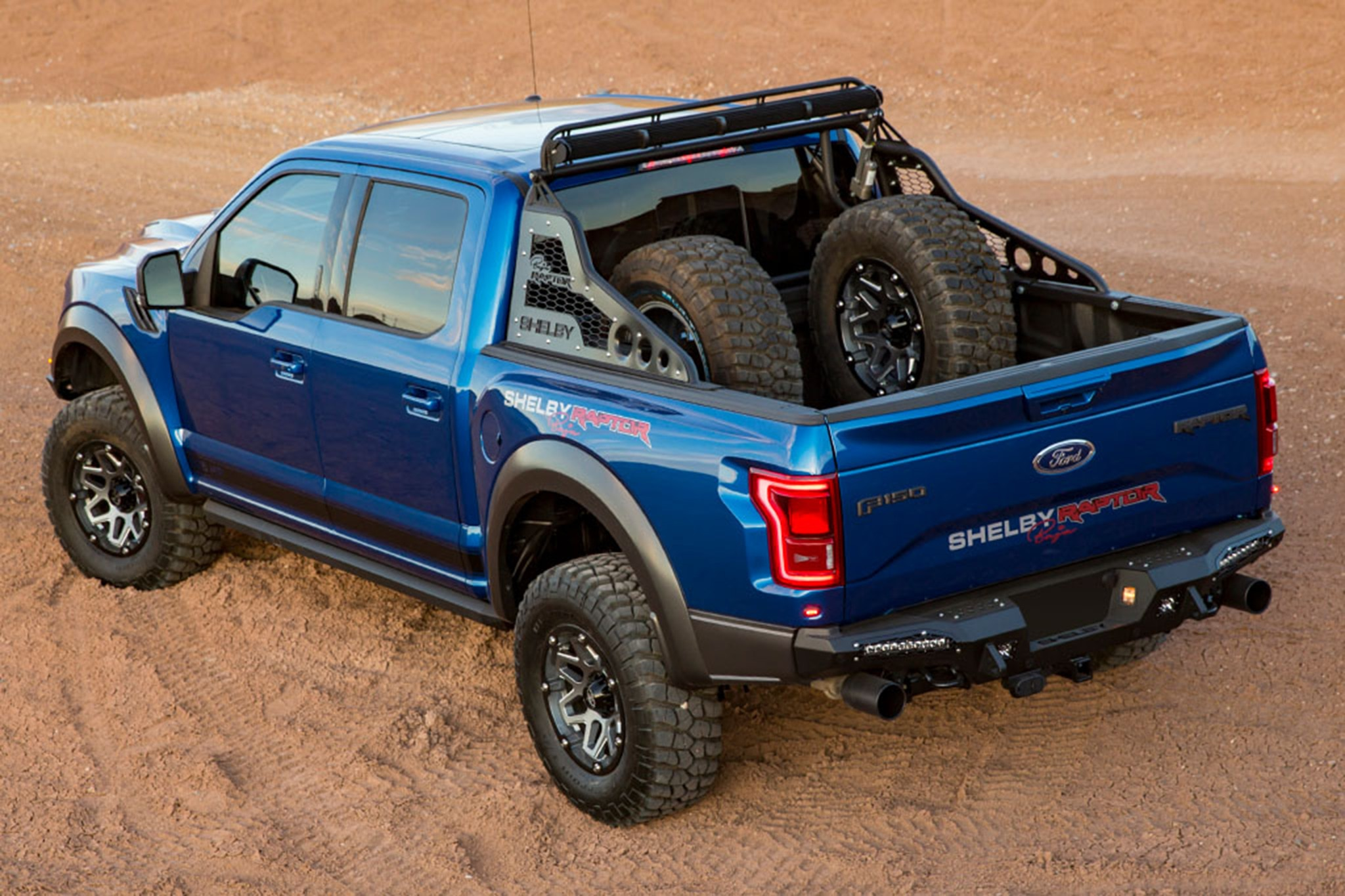 2018 Shelby Raptor Can Be Yours For 117 460 Automobile Magazine