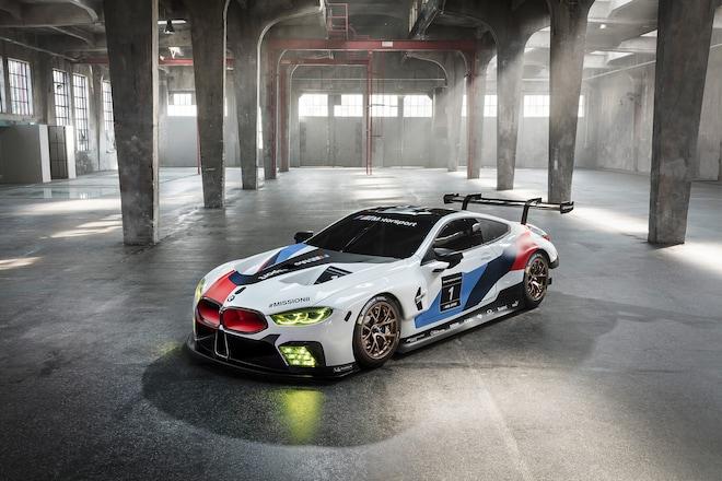 BMW M8 GTE Race Car 05