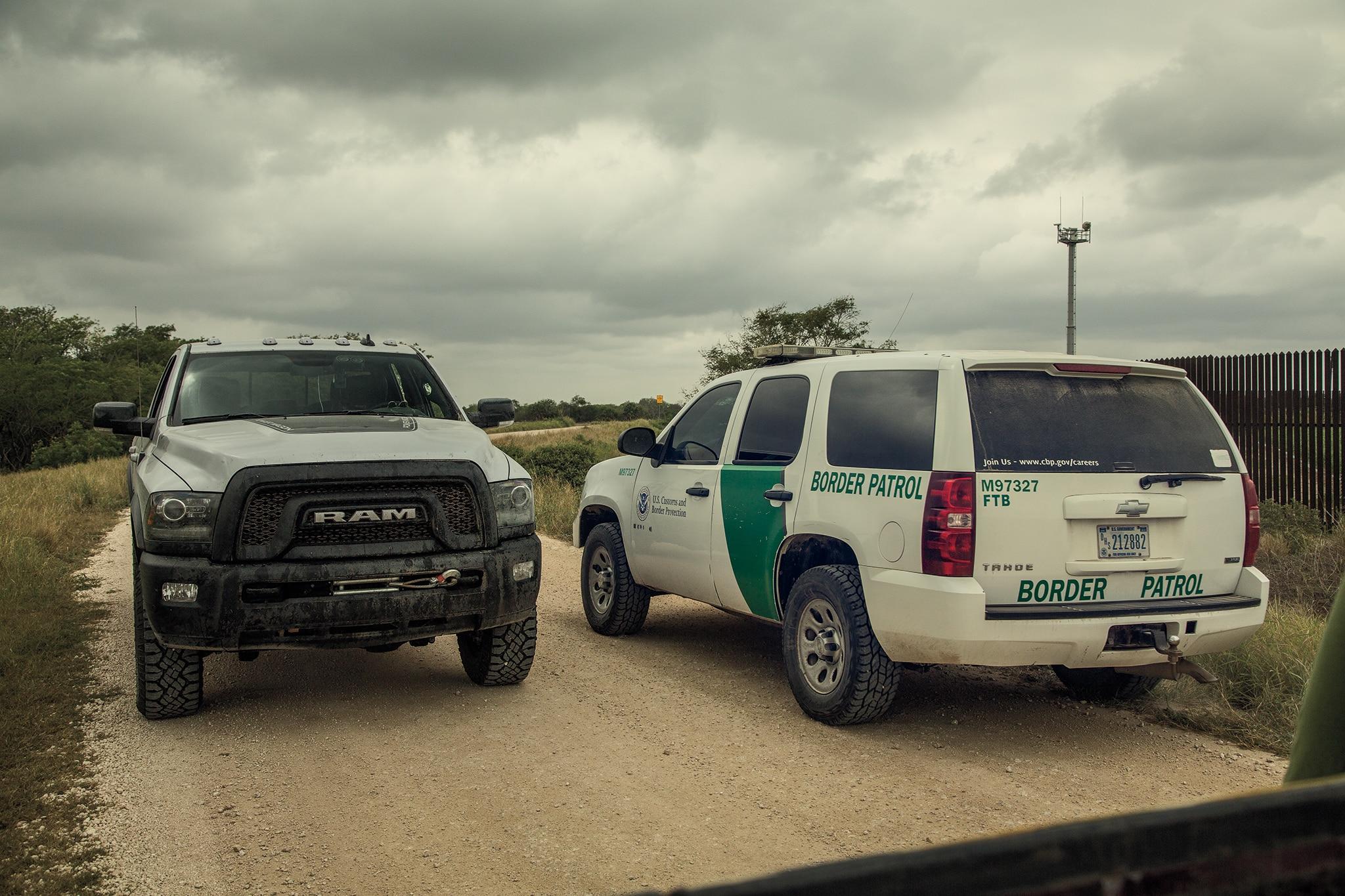 Exploring the Southern Border in a 2017 Ram Power Wagon: San