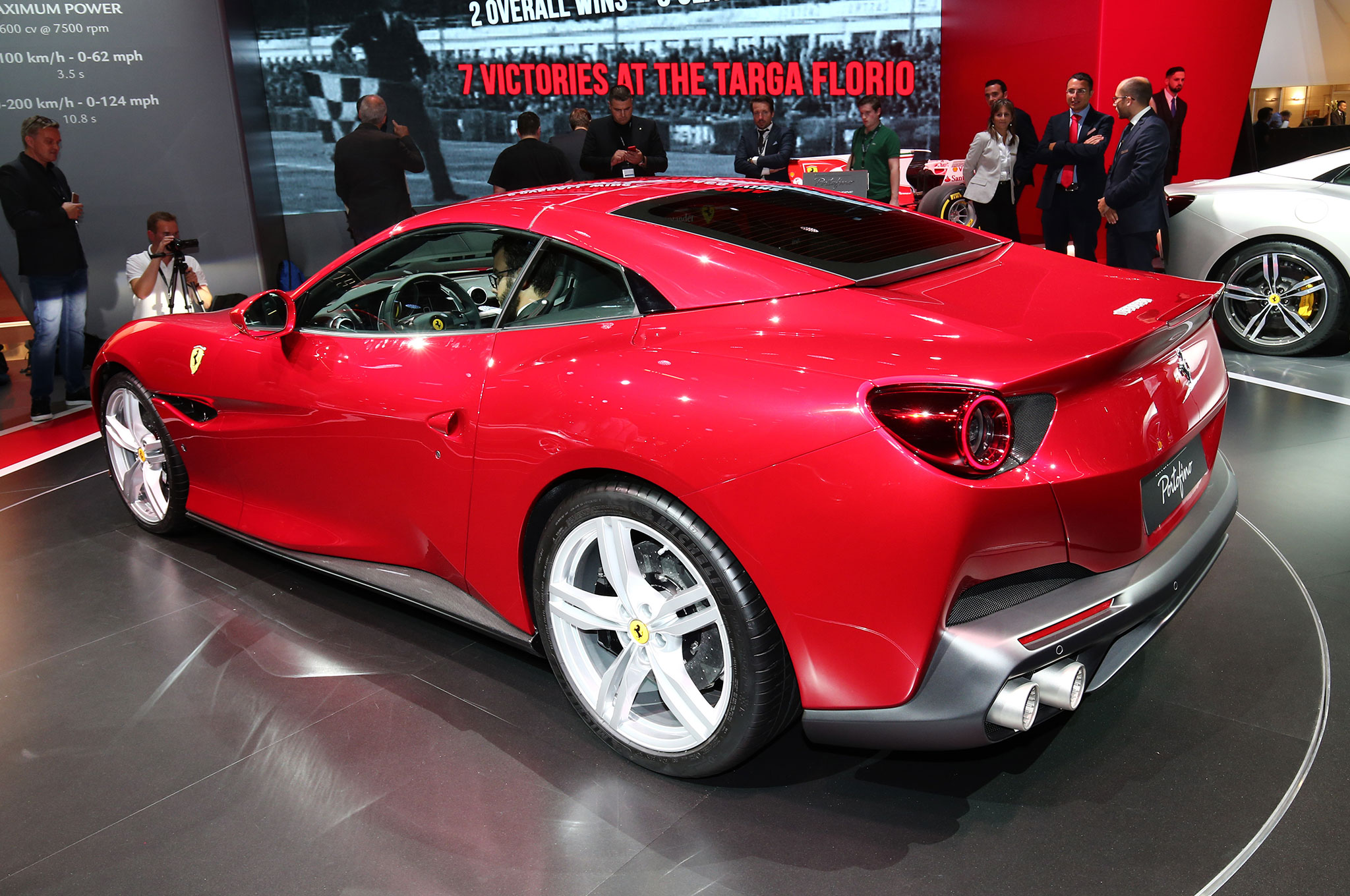 Ferrari Frankfurt