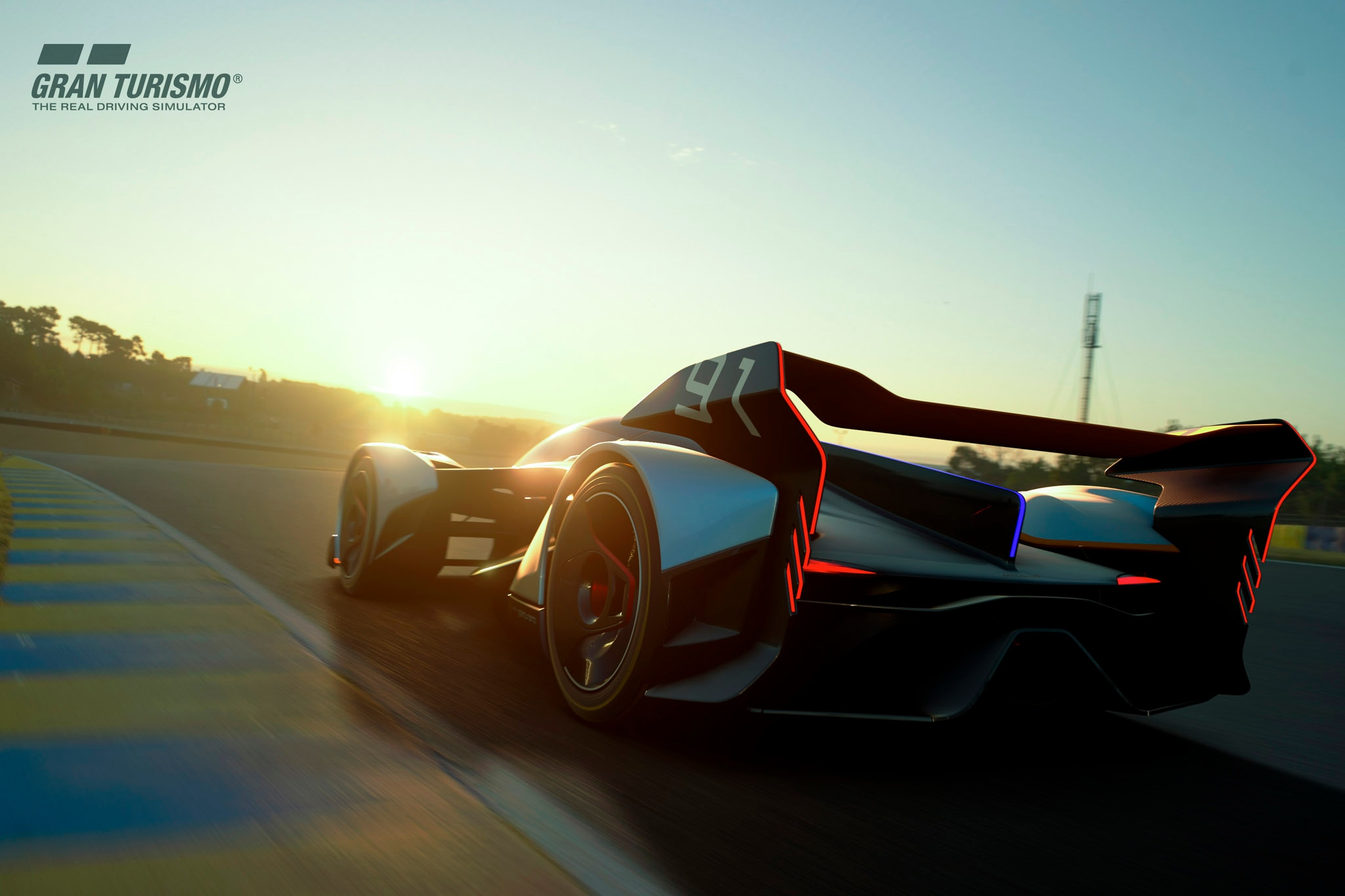 McLaren Ultimate Vision GT For PS4 Gran Turismo Sport 11