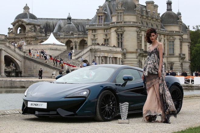 mclaren shows off special 720s and 570s spider automobile magazine