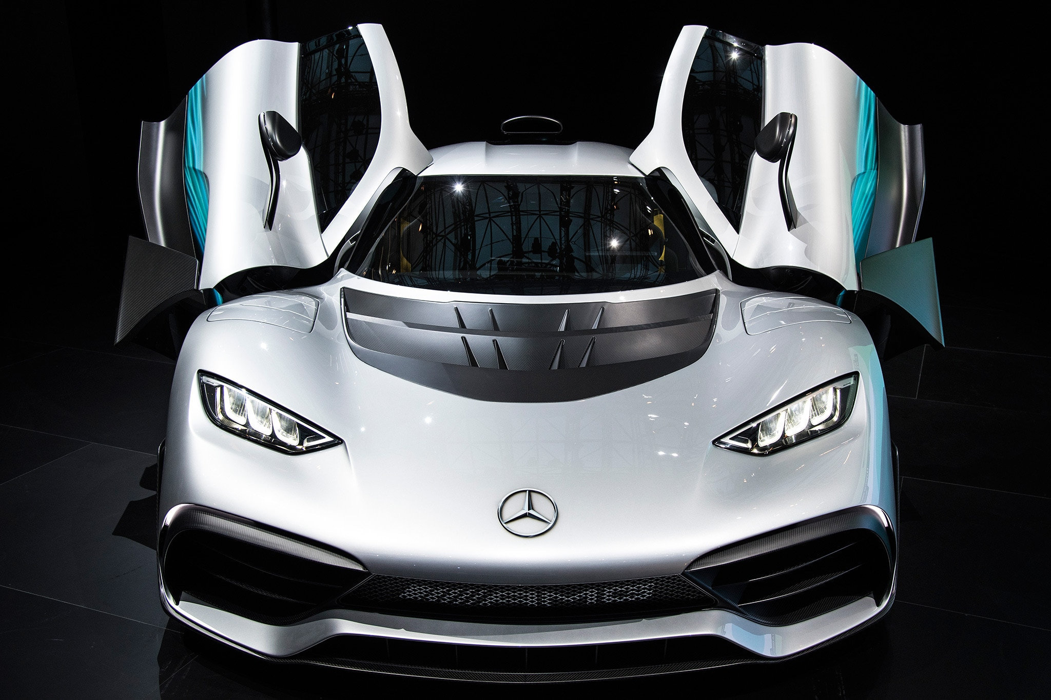 Mercedes AMG Project One 2017 Frankfurt Hits Misses Revelations 05